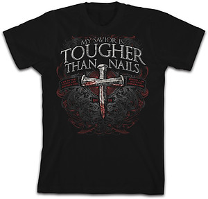 T-Shirt Tougher Than Nails Adult XL