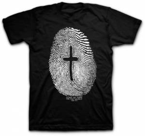 T-Shirt Fingerprint       MEDIUM