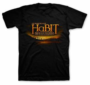 T-Shirt Habit              LARGE