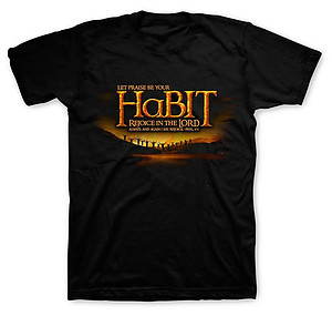 T-Shirt Habit            X-LARGE