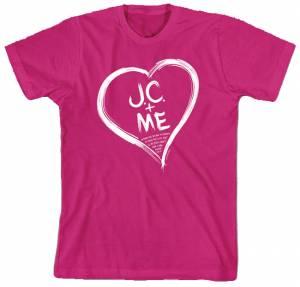 T-Shirt JC & Me            SMALL