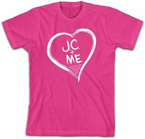 T-Shirt JC & Me          X-LARGE