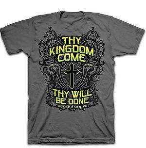 T-Shirt Kingdom Come       LARGE