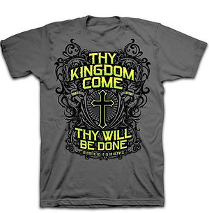 T-Shirt Kingdom Come     X-LARGE