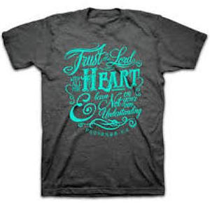T-Shirt Trust in the Lord  SMALL