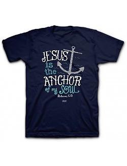 T-Shirt Anchor Adult Medium