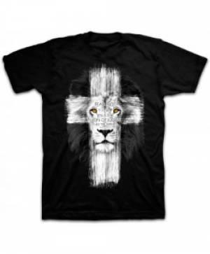 T-Shirt Lion Cross Adult XL