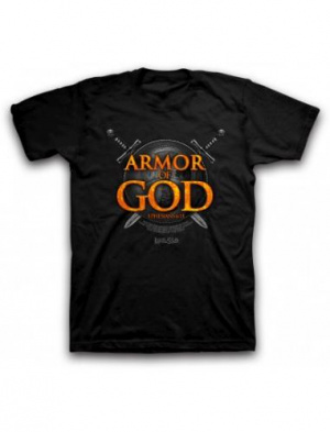 T-Shirt Armor of God Adult Medium