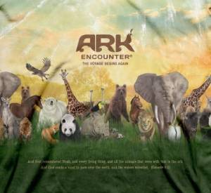 T-Shirt Ark Encounter Adult Medium