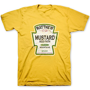 Mustard Seed Faith T-Shirt, Medium