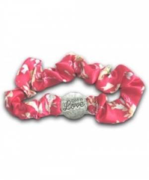 Scrunch Bracelet: God is Love