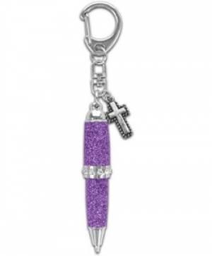 Purple Bling Pen