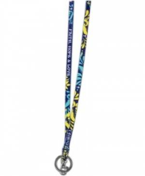 Faith Hope Love Lanyard