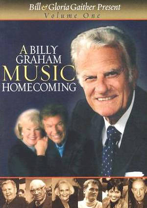 Billy Graham Music Homecoming Vol 1