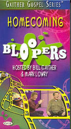 Homecoming Bloopers DVD