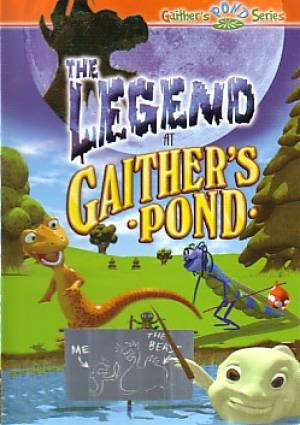 The Legend At Gaither's Pond DVD