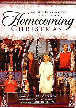 Homecoming Christmas from South Africa DVD