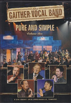 Pure and Simple Vol 2 DVD