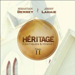 Heritage Cantiques & Hymnes Vol 2 CD (French)
