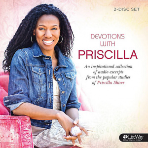 Devotions with Priscilla Vol, 1 CD