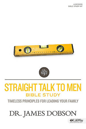 Straight Talk to Men Leader Kit