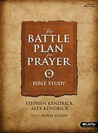 Battle Plan for Prayer DVD Set