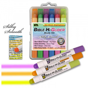 BIBLE HI GLIDER GEL STICK STUD