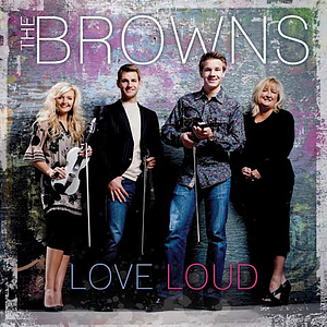 Love Loud CD