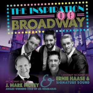 Inspiration of Broadway CD