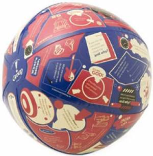 Throw And Tell Ice-breakers Ball