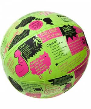 Chat Or Challenge Ball