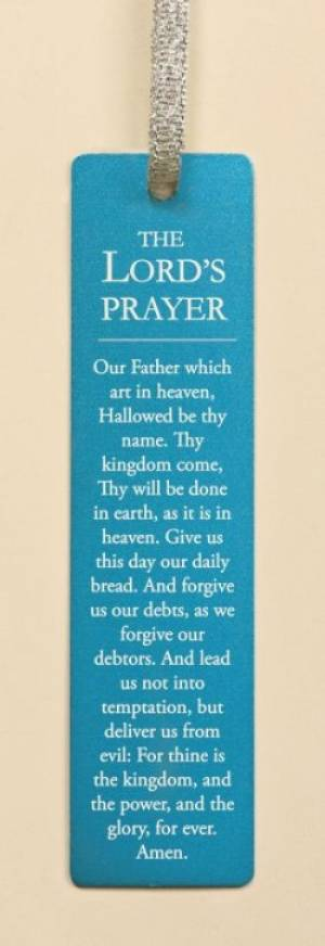 Bookmark-lord's Prayer