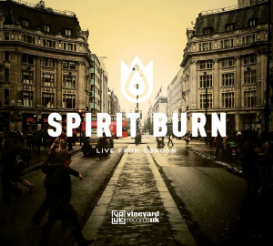 Spirit Burn Live From London 2CD