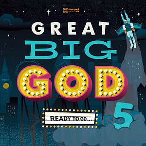 Great Big God 5 - Ready To Go CD