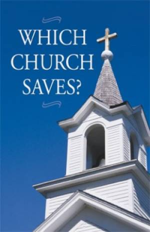 Which Church Saves