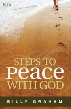 Steps To Peace With God Kjv Tracts