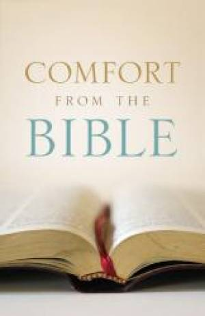 Comfort From The Bible Tracts