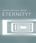 Where Will You Spend Eternity Tracts - Pack of 25