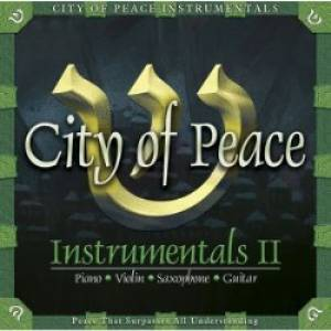 City of Peace Instrumentals II CD