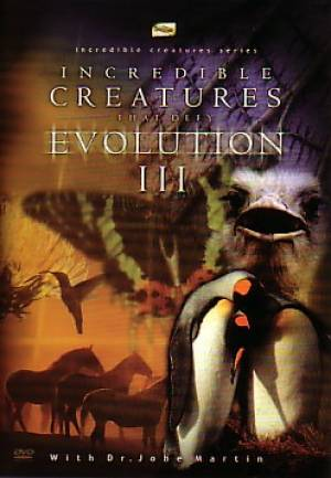 Incredible Creatures Part 3 Dvd