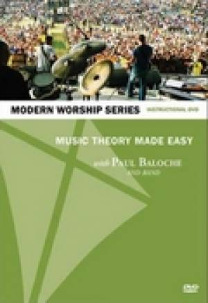 Music Theory Made Easy DVD