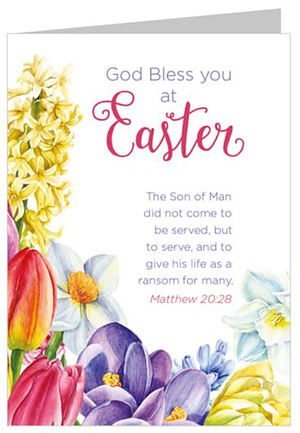 Easter Minicard (4 pack)