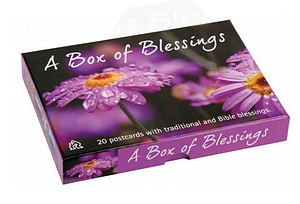 Box of Blessings - 20 Postcards