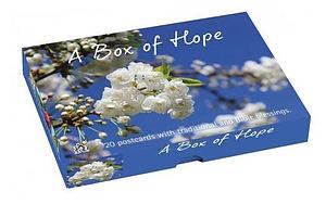 Box of Hope - 20 Postcards