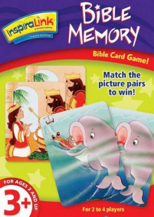 Bible Card Game Bible Memory
