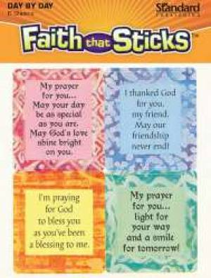 I Prayed For You Stickers