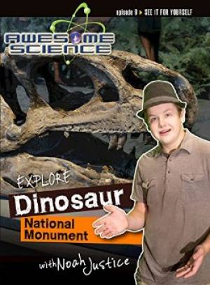 Explore Dinosaur National Monument With Noah Justice DVD