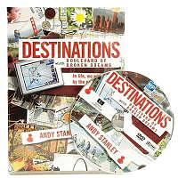 Destinations DVD
