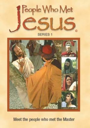 People Who Met Jesus Series 1 DVD