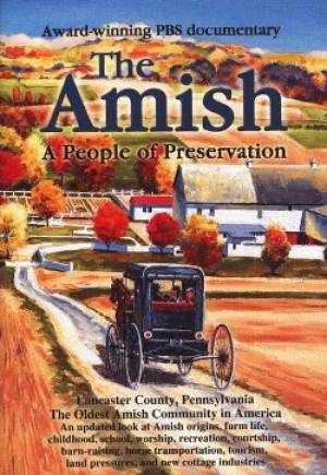 The Amish : A People Of Preservation DVD